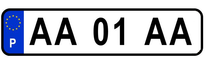 Matrículas  Matricula1