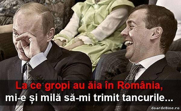 Putin nu va ataca România- războiul palatelor Putin-si-gropile
