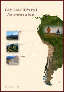 Tahuantinsuyu - Sur la route des Incas Plaquette