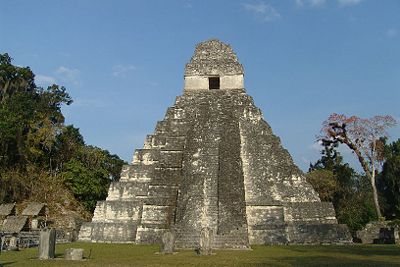 The Ruins of a Massive Ancient City Have Been Discovered in Guatemala Ancient-Mayan-Ruins-Tikal