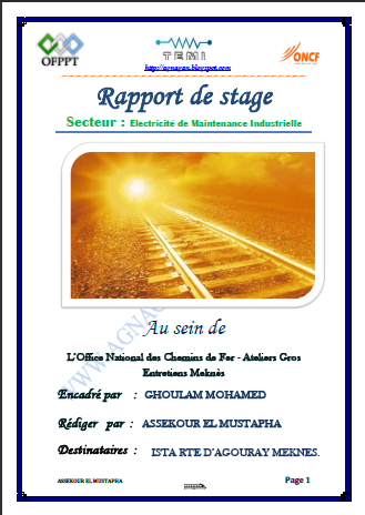 tsge -  Des Rapports de Stage TCE/TSGE Rapport