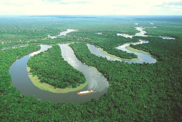 FOTO TË MUAJIT SHKURT - Faqe 6 Okavango-Delta-in-Botswana