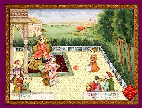 La musique classique Indienne Interfaccueil