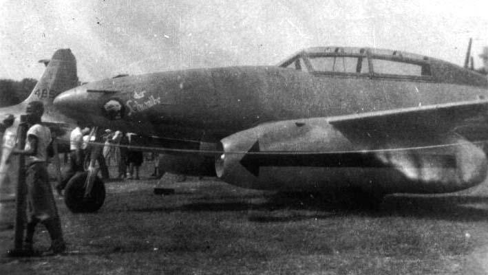Cazas y ases de la segunda guerra mundial . FirstJet
