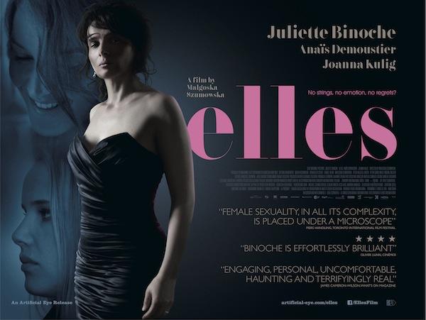 Zilijet Binos (Juliette Binoche) - Page 2 Elles