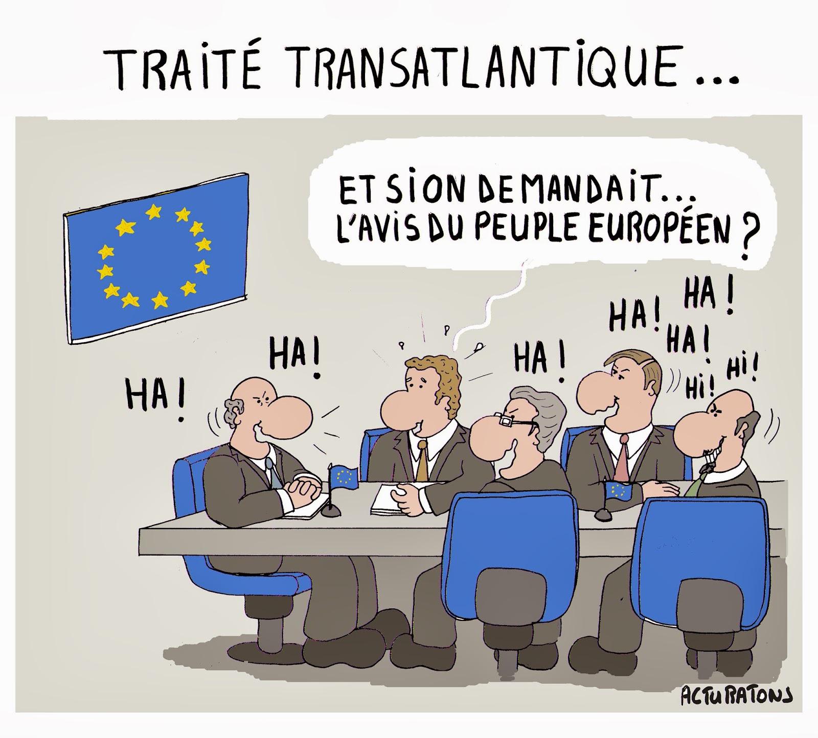 L'avenir incertain du CETA après la signature du traité, par Jean-Pierre Stroobants Tafta