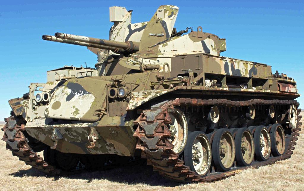 القوات المسلحة التونسية *شامل* M42A1_02
