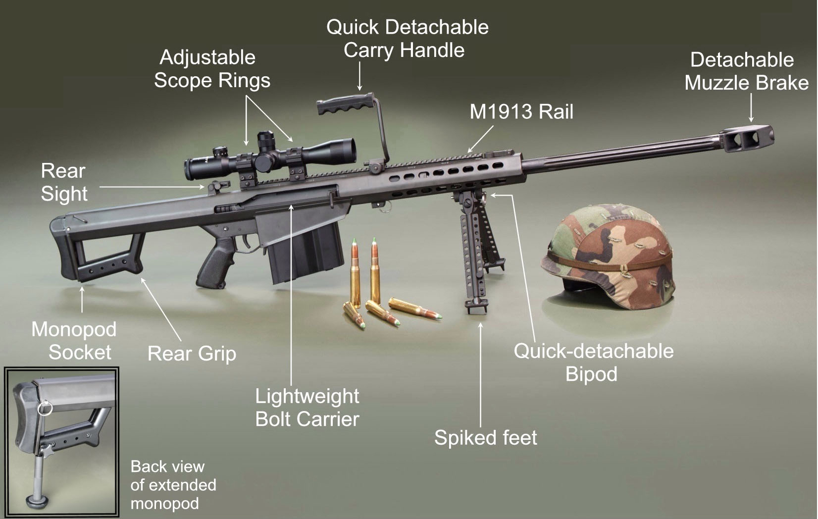 The tornado's Assassination tools M107_1