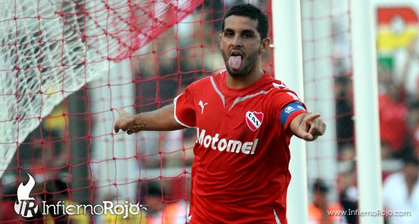Independiente 1 Rasing 0 Gandin6