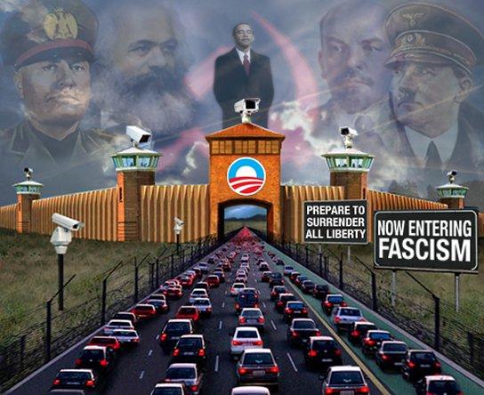 Электронный концлагерь Fascism_Obama