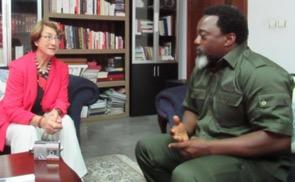 BIENTÔT DES ARMÉES ÉTRANGÈRES SUR NOTRE SOL POUR DES OPÉRATIONS CONJOINTES CONTRE LES GROUPES ARMÉS ! EST-CE SANS RISQUE POUR NOUS ? Colette-Braekman-J.Kabila