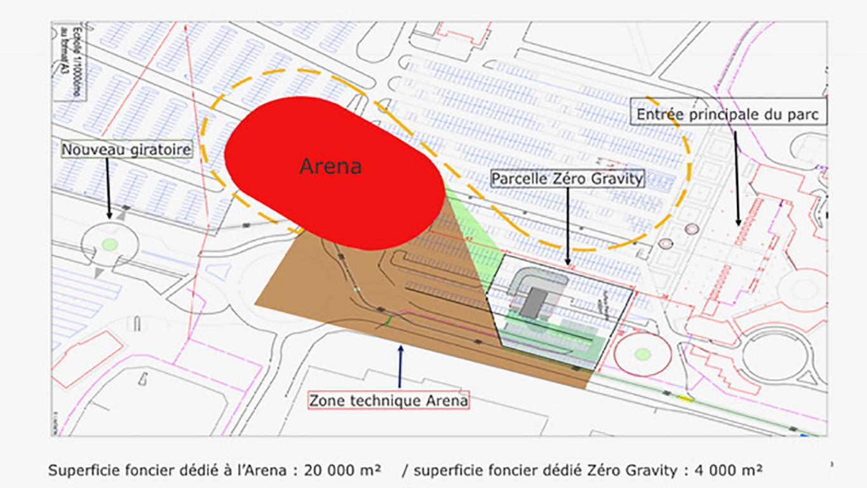 « Arena Futuroscope » grande salle de spectacles et de sports · 2022 - Page 5 Arena-juin-2018
