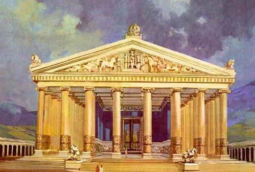 Templo de Ártemis Templo-de-artemis