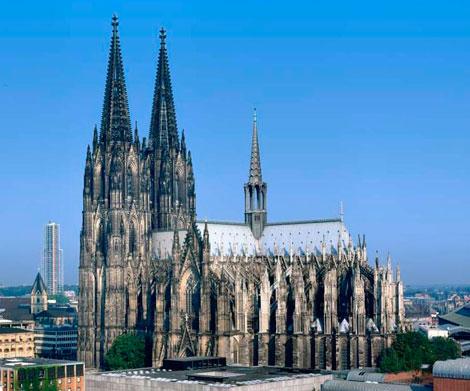Los Reyes Magos no son los padres Colonia_catedral