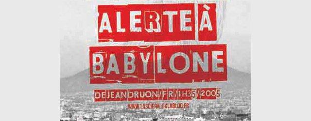 Garder le lien avec la terre :  Conférence de Claude Bourguignon Alerte_a_Babylone_l_observatoire_de_l_evolution