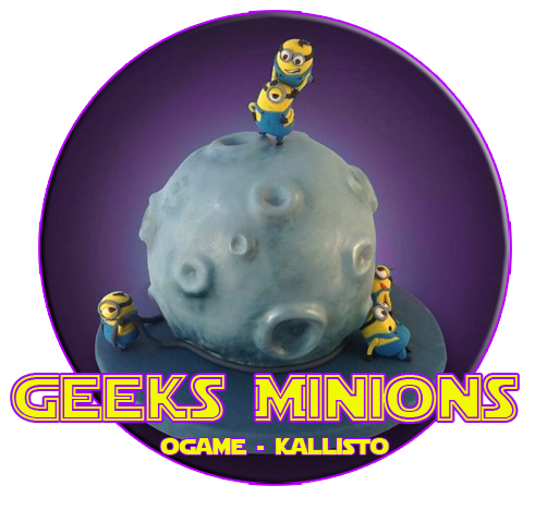 Alliance The Geeks Minions - GEEK