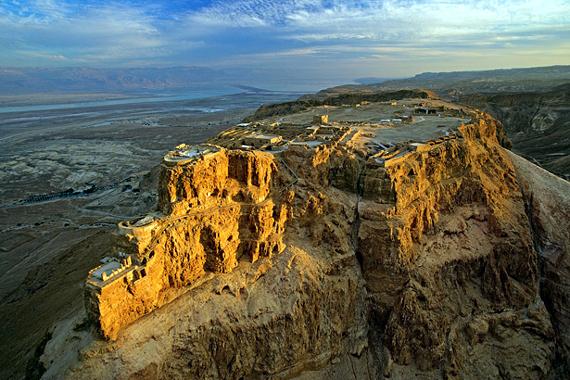 Izrael - Page 3 Masada