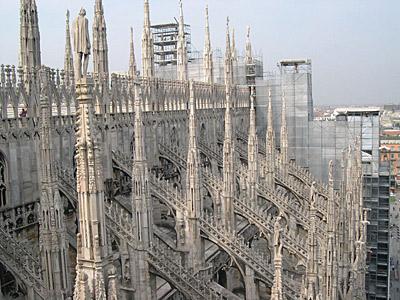"""Férias de """"sonho"""" Duomo"""
