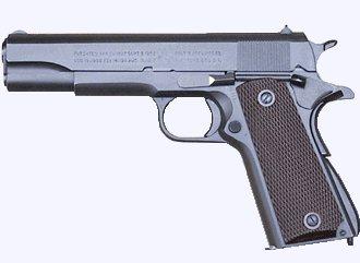 Armas de la 1ra guerra mundial M1911