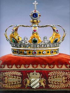 Reyes de Baviera Isiscorona