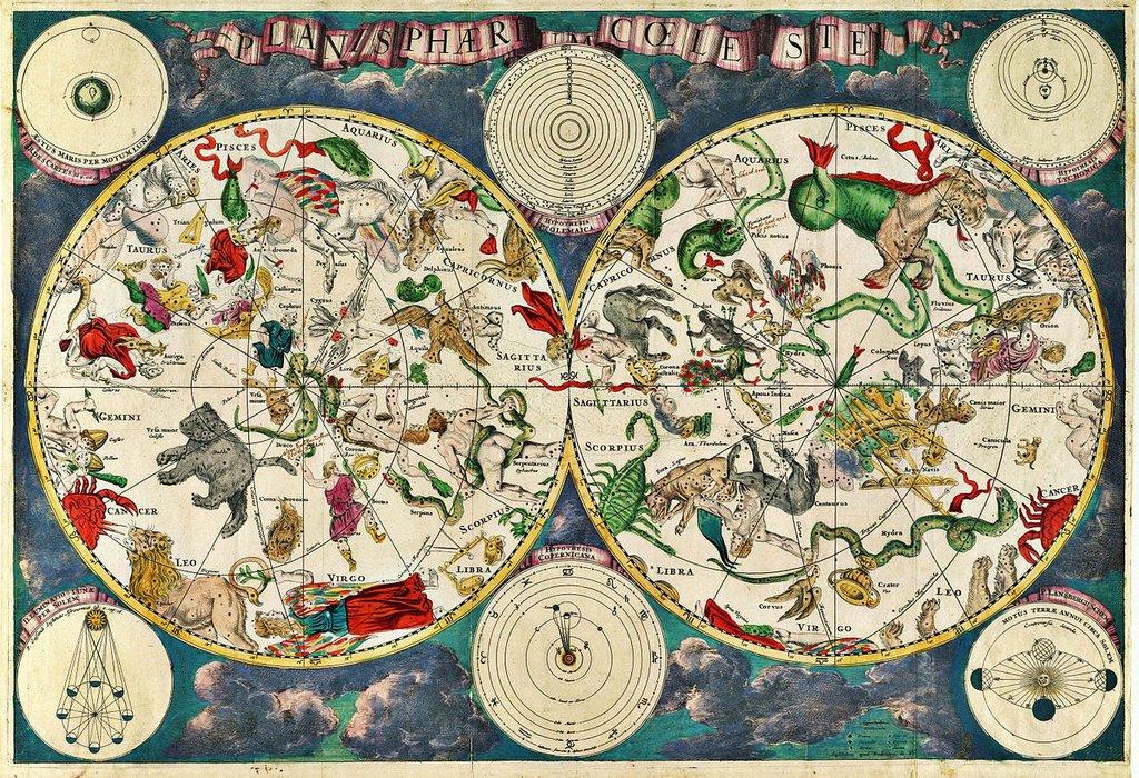 Le zodiaque et la musique des sphères 300px-Planisph%C3%A6ri_c%C5%93leste