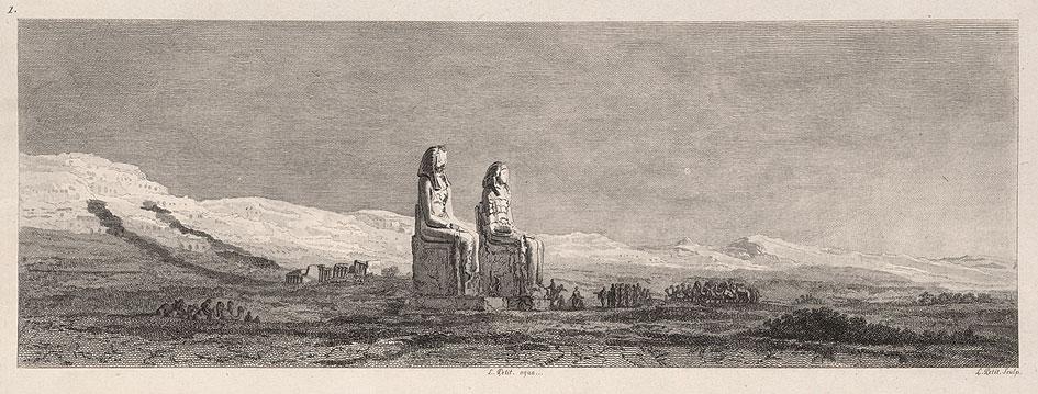 Robotique et hautes technologies dans l'Antiquité Memnon