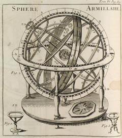 Les mystérieuses connaissances astronomiques des peuples de l'Antiquité Sphere_Armillaire