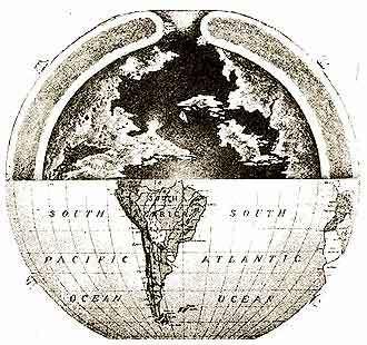 L'Agartha et les mondes situés à l'intérieur de la Terre creuse Terrecreuse2