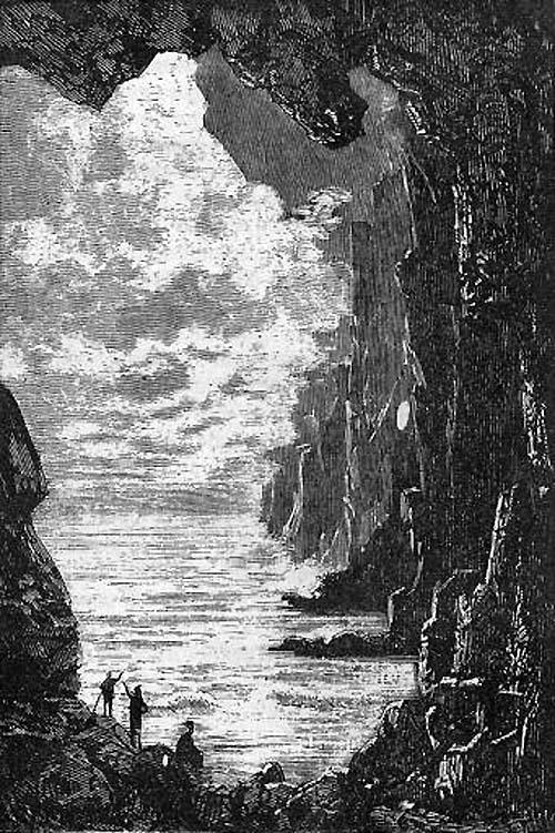 L'Agartha et les mondes situés à l'intérieur de la Terre creuse Voyage_au_centre_de_la_terre_jules_verne
