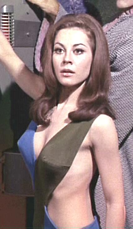 The Top 50 Babes in Star Trek Original Series Andrea