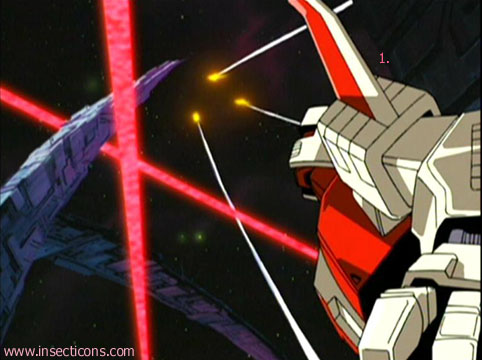 Transformers (G1 us, G1 japonais et Beast Wars) vu dans le générique de Transformers Armada S-Npcs-04