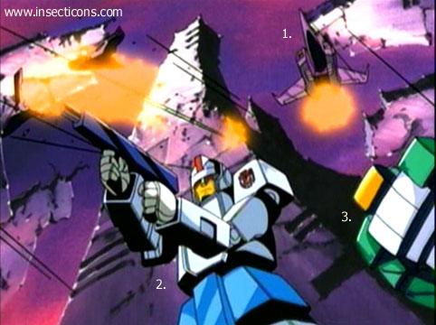 Transformers (G1 us, G1 japonais et Beast Wars) vu dans le générique de Transformers Armada S-Npcs-07