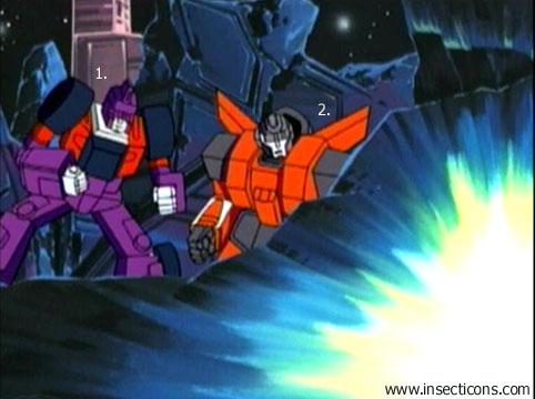 Transformers (G1 us, G1 japonais et Beast Wars) vu dans le générique de Transformers Armada S-Npcs-10