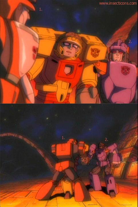 Transformers (G1 us, G1 japonais et Beast Wars) vu dans le générique de Transformers Armada S-Npcs-13