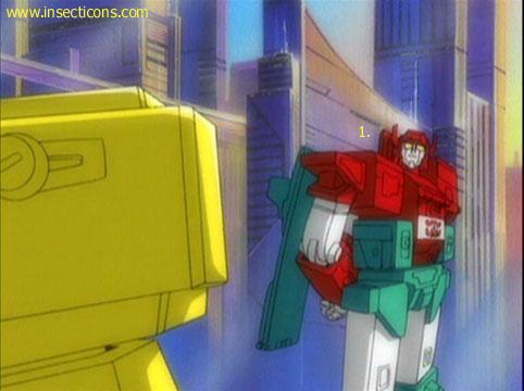 Transformers (G1 us, G1 japonais et Beast Wars) vu dans le générique de Transformers Armada S-Npcs-14