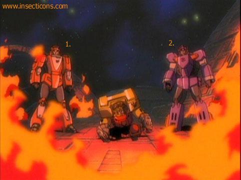 Transformers (G1 us, G1 japonais et Beast Wars) vu dans le générique de Transformers Armada S-Npcs-15
