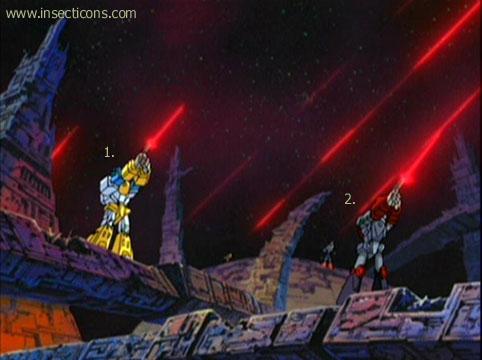 Transformers (G1 us, G1 japonais et Beast Wars) vu dans le générique de Transformers Armada S-Npcs-16