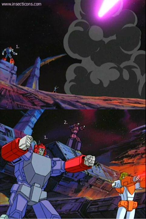 Transformers (G1 us, G1 japonais et Beast Wars) vu dans le générique de Transformers Armada S-Npcs-17
