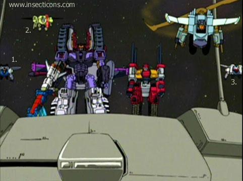 Transformers (G1 us, G1 japonais et Beast Wars) vu dans le générique de Transformers Armada S-Npcs-18