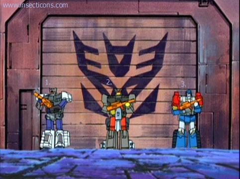 Transformers (G1 us, G1 japonais et Beast Wars) vu dans le générique de Transformers Armada S-Npcs-26