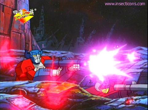Transformers (G1 us, G1 japonais et Beast Wars) vu dans le générique de Transformers Armada S-Npcs-28