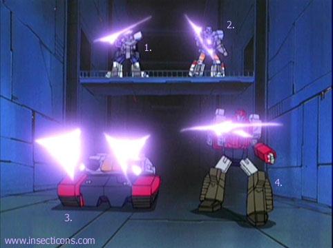 Transformers (G1 us, G1 japonais et Beast Wars) vu dans le générique de Transformers Armada S-Npcs-30