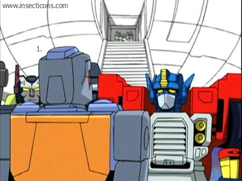 Transformers (G1 us, G1 japonais et Beast Wars) vu dans le générique de Transformers Armada S-Npcs-35