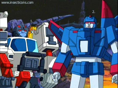 Transformers (G1 us, G1 japonais et Beast Wars) vu dans le générique de Transformers Armada S-Npcs-36
