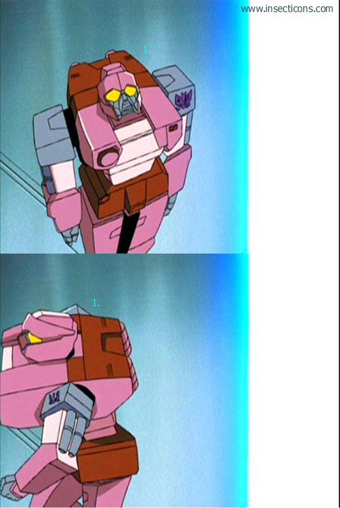 Transformers (G1 us, G1 japonais et Beast Wars) vu dans le générique de Transformers Armada S-Npcs-38