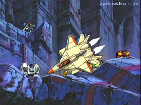 Transformers (G1 us, G1 japonais et Beast Wars) vu dans le générique de Transformers Armada S-Npcs-47