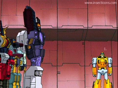 Transformers (G1 us, G1 japonais et Beast Wars) vu dans le générique de Transformers Armada S-Npcs-53