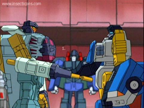 Transformers (G1 us, G1 japonais et Beast Wars) vu dans le générique de Transformers Armada S-Npcs-55