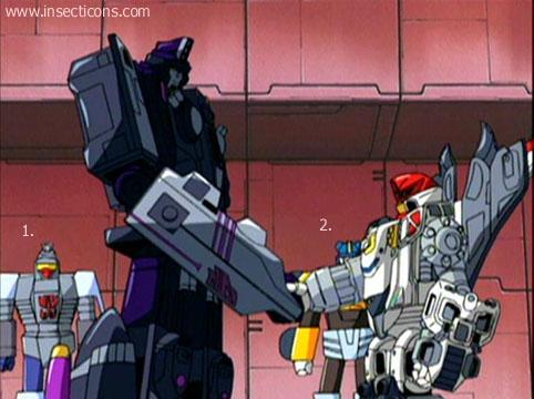 Transformers (G1 us, G1 japonais et Beast Wars) vu dans le générique de Transformers Armada S-Npcs-56