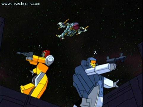Transformers (G1 us, G1 japonais et Beast Wars) vu dans le générique de Transformers Armada S-Npcs-61